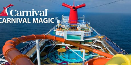 Summer 2020 Eastern Caribbean Cruise on the Carnival Magic! tickets