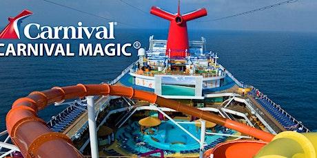 Summer 2020 Eastern Caribbean Cruise on the Carnival Magic! tickets
