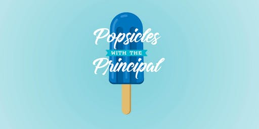 Popsicles with the Principal: Federal Hill