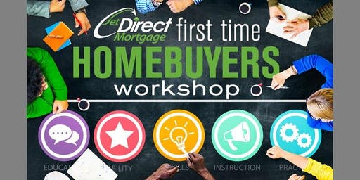 Free First Time Homebuyers Workshop