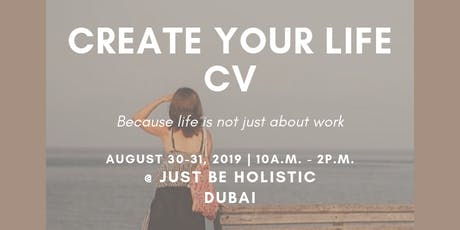 Life CV Workshop tickets