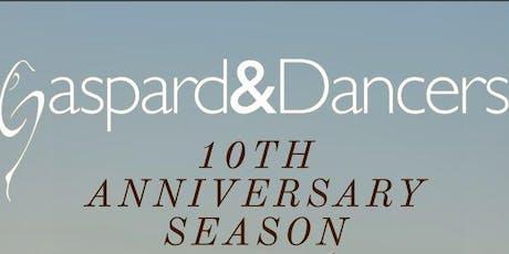 Gaspard&Dancers 10-Year Fête tickets
