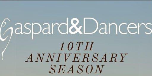Gaspard&Dancers 10-Year Fête