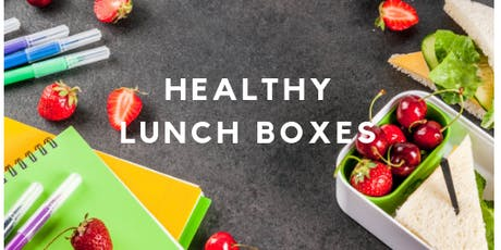 HEALTHY LUNCH BOXES entradas