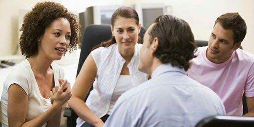 Programas grupales de Inglés Conversacional para Adultos