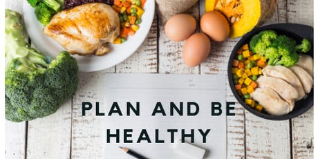 PLAN AND BE HEALTHY entradas