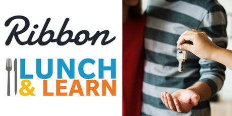 Lunch & Learn with Ribbon tickets