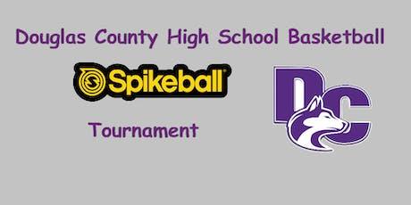 DC Huskies Basketball Spikeball Tournament tickets