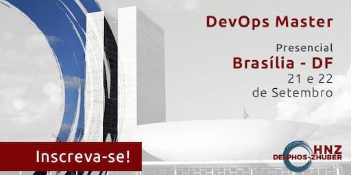 DevOps Master Brasília Presencial Setembro 2019