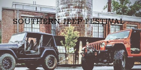 Southern Jeep Festival tickets