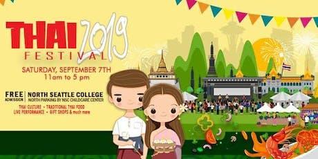 Thai Festival Seattle 2019 tickets