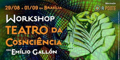TEATRO DA CONSCIÊNCIA - com Emílio Gallón