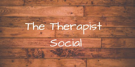 The Therapist Social  tickets
