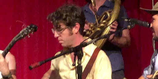 Tuba Skinny- New Orleans' top traditional jazz and dance band