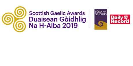 Scottish Gaelic Awards 2019 tickets