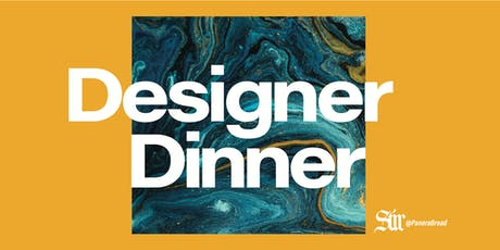 Designer Dinner @ Panera Bread  tickets