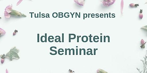 Ideal Protein Seminar with Tulsa OB/GYN