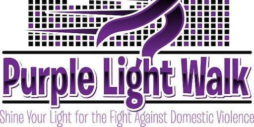 Purple Light Walk 2019