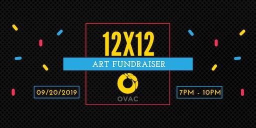 12x12 Art Fundraiser 2019