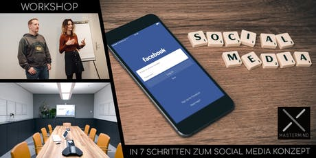 Mastermind X Workshop - Dein komplettes Social Media Konzept Tickets
