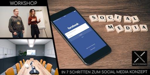 Mastermind X Workshop - Dein komplettes Social Media Konzept