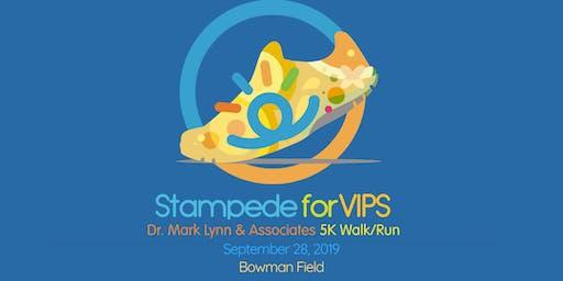 Stampede for VIPS 5K