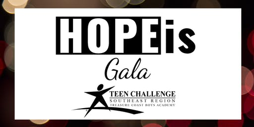 Hope Is Gala - Treasure Coast