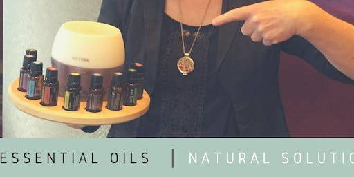 Essential Oils 'Make and Take' Workshop