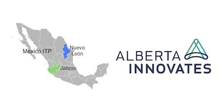 Alberta-Mexico International Technology Program Information session-Calgary tickets