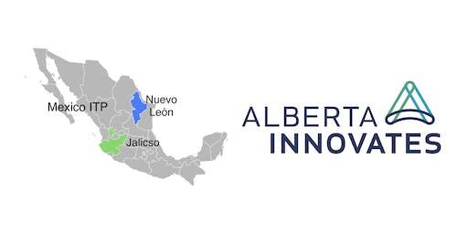 Alberta-Mexico International Technology Program Information session-Calgary