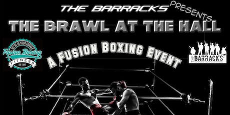 Brawl at The Hall tickets