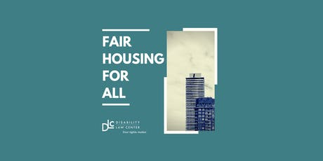 Fair Housing Conference tickets