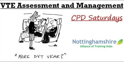 CPD Saturday - VTE