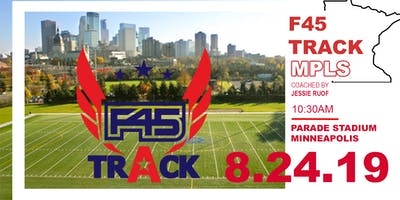 F45 TRACK MINNEAPOLIS 2019