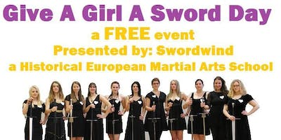 Beginner Sword Fighting Workshop (Women-Only)