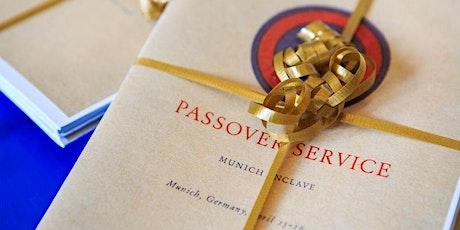 Kupferberg Holocaust Center Annual Holocaust Freedom Seder tickets