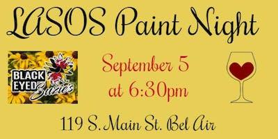 LASOS Fall Paint Night