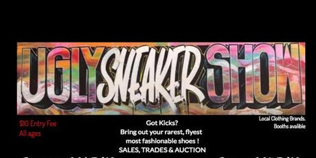 Ugly Sneaker Show tickets