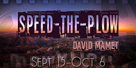 Speed the Plow by David Mamet tickets