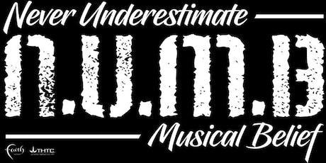 N.U.M.B Live On Tour 2019 tickets