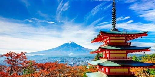 Voyage de rêve au Japon - 2 dates - inclus vacances scolaires