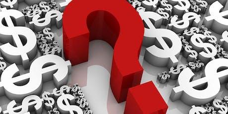 Lunch & Learn Wellness Series: Financial Literacy & Money Management tickets