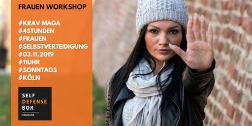 Krav Maga Frauenselbstverteidigungsworkshop - für Anfängerinnen ab 14 Jahre