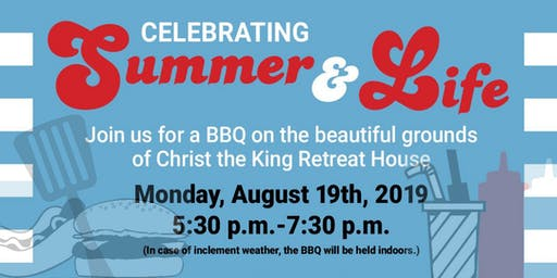 Celebrating Summer & Life BBQ (561-29005)
