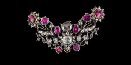 Guest Speaker, John Benjamin: The World of Antique Jewellery tickets