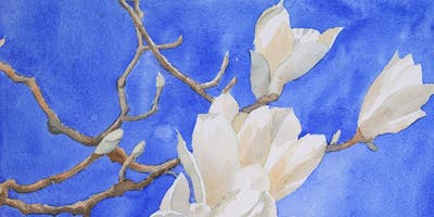 Fall Evening Watercolor Made Easy and Fun (five classes)