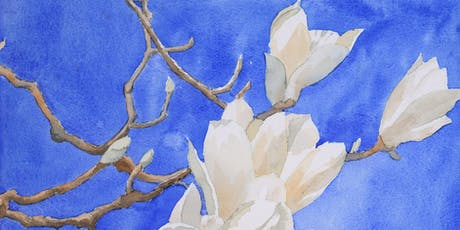 Fall Evening Watercolor Made Easy and Fun (five classes) tickets
