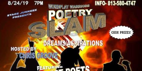 Wordplay Warriors Poetry Slam tickets