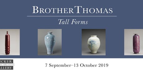 Brother Thomas: Tall Forms Public Opening tickets