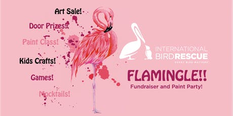 Flamingle!! Paint Party & Fundraiser tickets